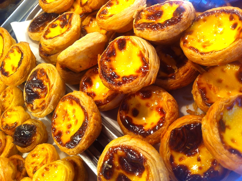 An Addiction to Portuguese Egg Tarts – A Photo Essay