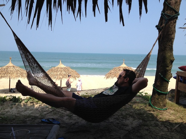 Where Did You Sleep Last Night – Da Nang, Vietnam with A Couple of Nomads