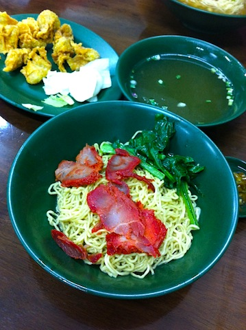 Eng's Noodle House Singapore – Photo Essay