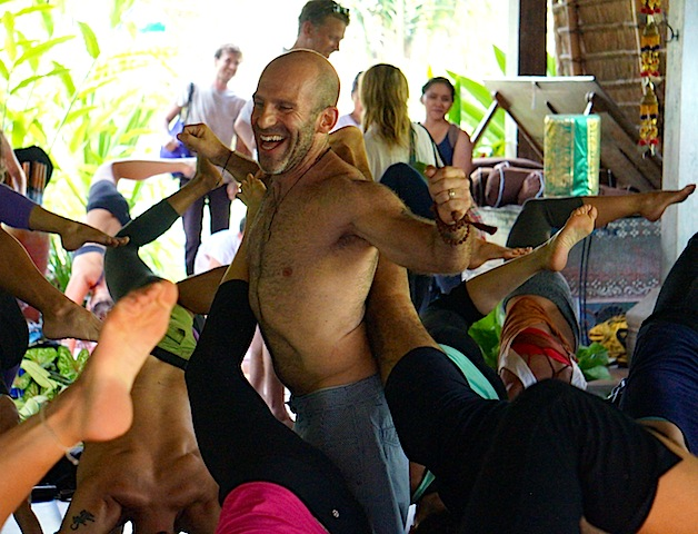 My First Yogathon in Bali – a Photo Essay