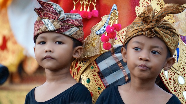The Boys of Nyepi in Bali – a Photo Essay
