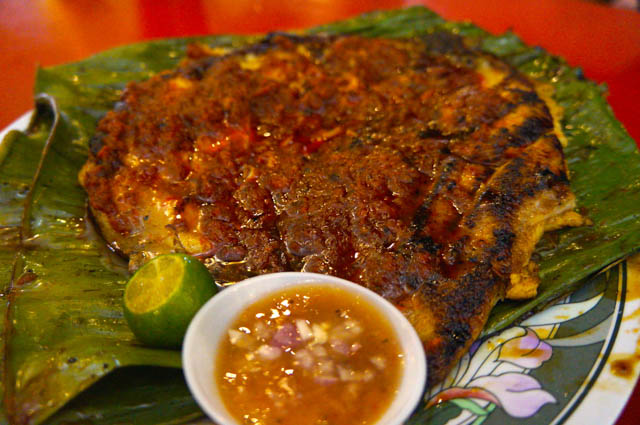 BBQ Stingray - Singapore