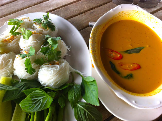 Penang Curry - Thailand