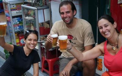 Two Travelholics in Vietnam