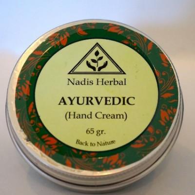 Ayurveda Hand Cream